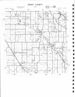 County Map, Grant County 1974